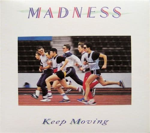 Madness<br>Keep Moving<br>CD, RE, RM + CD, Comp